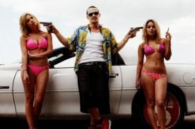 Spring Breakers es nominado a 'Mejor Beso' en los MTV Movie Awards 2014