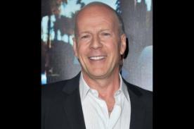 Bruce Willis muy emocionado por la llegada de su quinta hija