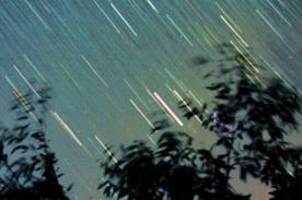 NASA en vivo: Mira la transmisión de la lluvia de estrellas