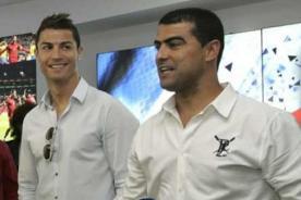 Cristiano Ronaldo molesto porque información sobre su hermano es falsa