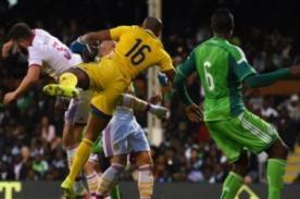 Mira el bloopler 'más raro' del arquero de Nigeria