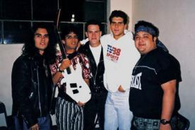 Así lucían Gian Marco, Pedro Suárez y Christian Meier de jóvenes [FOTO]