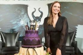 Angelina Jolie celebra por adelantado su cumpleaños