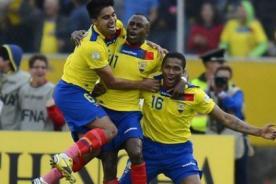 ¿A qué hora juega el grupo de Ecuador? - Fase de Grupos Mundial 2014