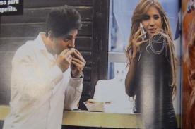 Sebastián Lizarzaburu y Melissa Paredes lucen cariñosos en fotos