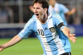 Messi no figura en el 'dream team' del Mundial de la FIFA