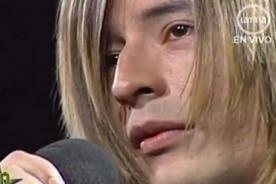 Yo Soy: Kurt Cobain peruano es eliminado y se retira furioso