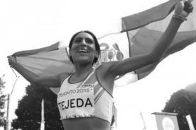 Juegos Panamericanos: Gladys Tejeda sufre terrible noticia que pone triste al país