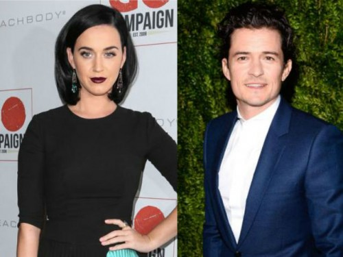 ¿Katy Perry y Orlando Bloom en romance?