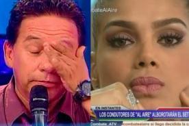 Vanessa Jerí revela secreto mejor guardado de Ricardo Rondón - VIDEO
