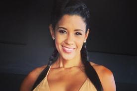 Rocío Miranda CALIENTA a seguidores con diminuta lencería blanca - FOTOS