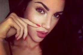 Instagram: Andrea Cifuentes desata furia de seguidores con tentadora imagen - FOTOS