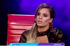 Alejandra Baigorria contó espeluznante episodio de Guty Carrera - VIDEO