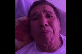 El Gordo Casaretto llora por ayuda en este vídeo de Facebook