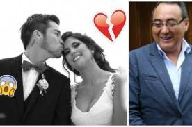 Melissa Paredes: Papá de Rodrigo Cuba quería que su hijo se case con esta mujer - FOTO