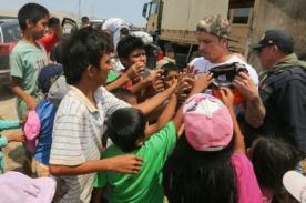 Esto Es Guerra: ¿Mario Hart dona sus gorras a damnificados por huaico? - FOTOS