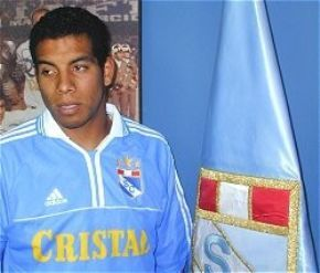 Sporting Cristal: Piero Alva ya es celeste