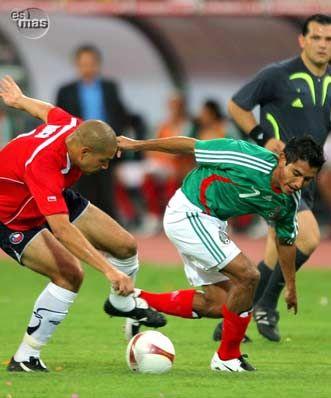 En vivo: Chile vs México (2-1) - Copa América 2011 - Minuto a Minuto