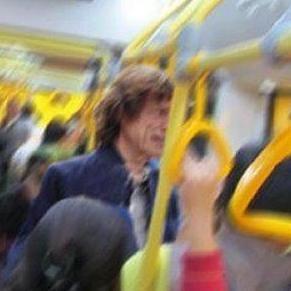 Fotos: Mick Jagger paseó por Lima gracias a fanáticos peruanos