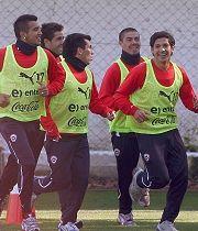 Copa América 2011: Selección chilena no entrenó por un fuerte viento que azotó Mendoza