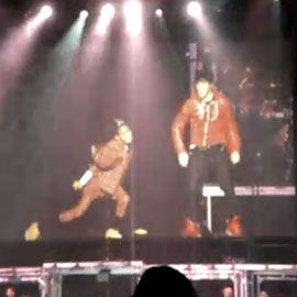 Aparece video de Justin Bieber y Willow Smith en duelo de baile