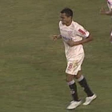 Gol del Universitario vs Total Chalaco: (1-0) Video del Partido - Liguilla A