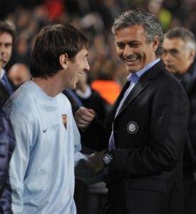 Lionel Messi: A Mourinho tratamos de no darle importancia