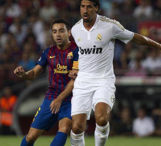 Goles del Real Madrid vs Barcelona (1-3) - Minuto a Minuto - Liga Española 2011/12