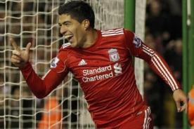 Fútbol inglés: Luis Suárez vuelve este fin de semana con el Liverpool