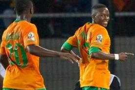 Copa África: Zambia vence 1-0 a Ghana y clasifica a la final