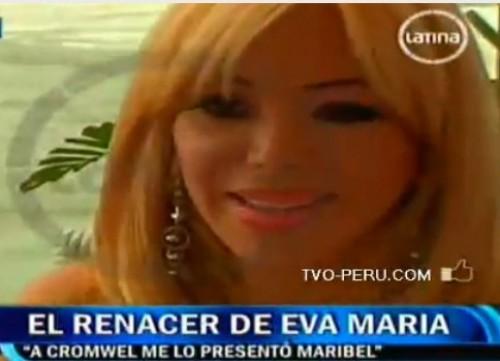 Video: Eva María Abad revela que abusaron de ella a los 8 años