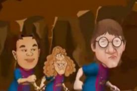 Lionel Messi se convierte en Harry Potter para recibir a Chelsea (Video)