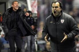 Europa League: Alineaciones confirmadas en el Atlético y Bilbao