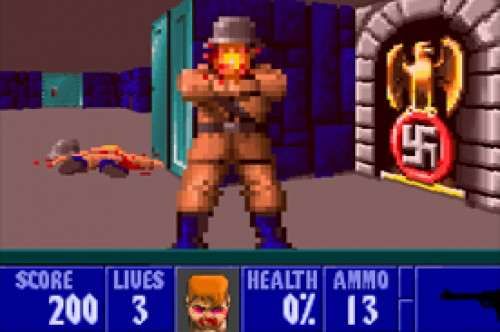Wolfenstein 3D: Juégalo en línea por los 20 años de su lanzamiento