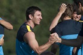 Barcelona: Tito Vilanova espera que Lionel Messi siga mejorando