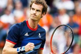 Olimpiadas 2012: Andy Murray alcanzó la semifinal en Londres