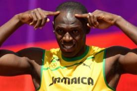 Usain Bolt no correrá en el Reino Unido hasta que bajen los impuestos