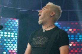 Yo Soy: James Hetfield peruano impone metal con 'Whiplash' - Video