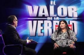 Lucy Cabrera decidió que sí devolverá los 10 mil soles que ganó en EVDLV
