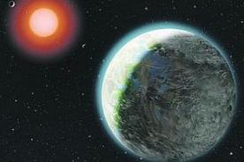 Astrónomos hallan planeta que podría ser habitable