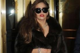 Lady Gaga envía emotivo saludo a sus fans por Navidad