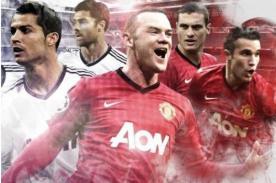 Manchester United vs Real Madrid en vivo (1-2) por ESPN - Champions League