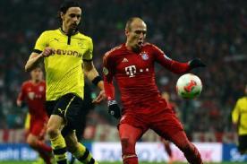 En vivo: Bayern Múnich vs Borussia Dortmund (2-1) Minuto a Minuto - Champions League
