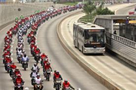 Video: Perú obtiene récord Guiness al congregar el mayor número de marcas de motos