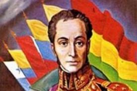 Independencia del Perú: Frases de Simón Bolívar - Fiestas Patrias