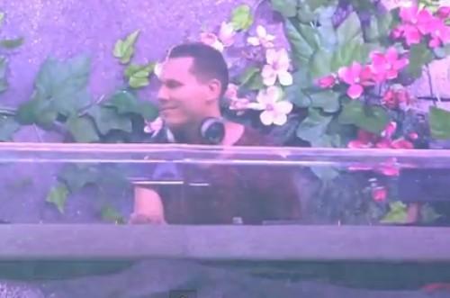 Tomorrowland 2013: Tiësto interpretó Adagio for strings - VIDEO