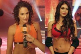 Esto es Guerra: Jazmín Pinedo y Kina Malpartida son eliminadas - Video