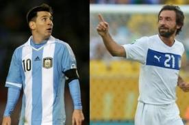 ¿A qué hora juegan Argentina e Italia? - Partido Amistoso