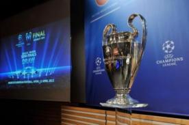 Champions League: Así quedaron formados los grupos