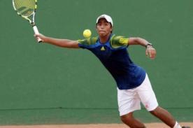 US Open Jr: Panta quedó eliminado en los 8vos de final